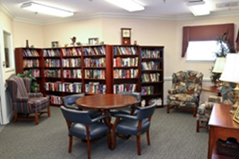 Library at Listing #224491