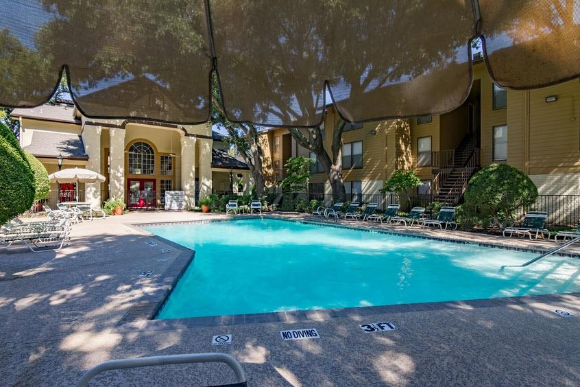 Pool at Listing #136029