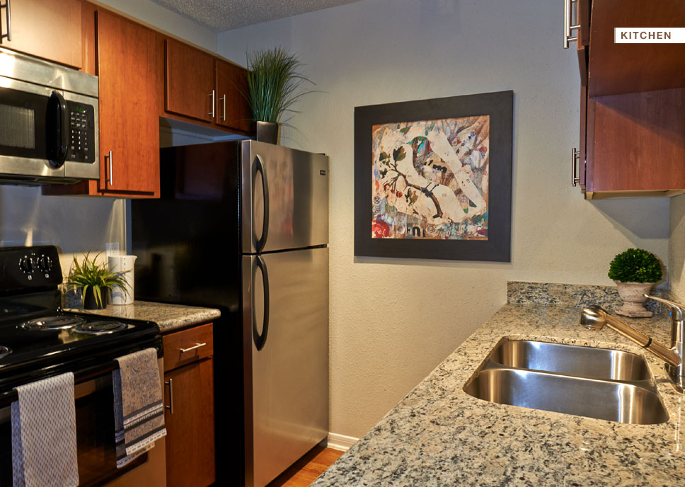 Kitchen at Listing #139872