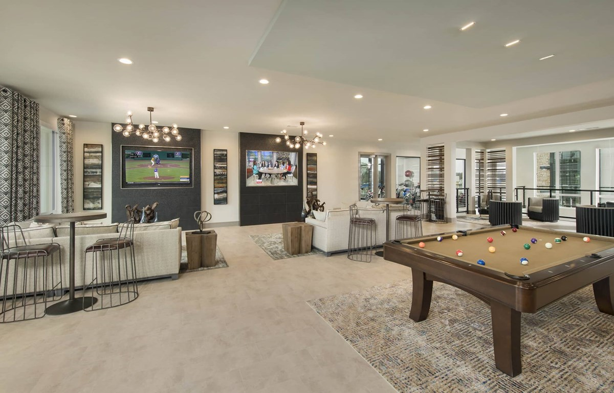 Clubhouse at Listing #293394