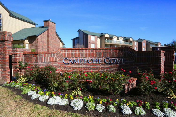 Campeche Cove Apartments Galveston TX