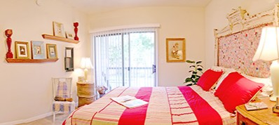Bedroom at Listing #140614