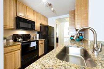 Kitchen at Listing #143405
