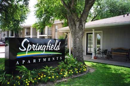 Springfield ApartmentsMissouri CityTX