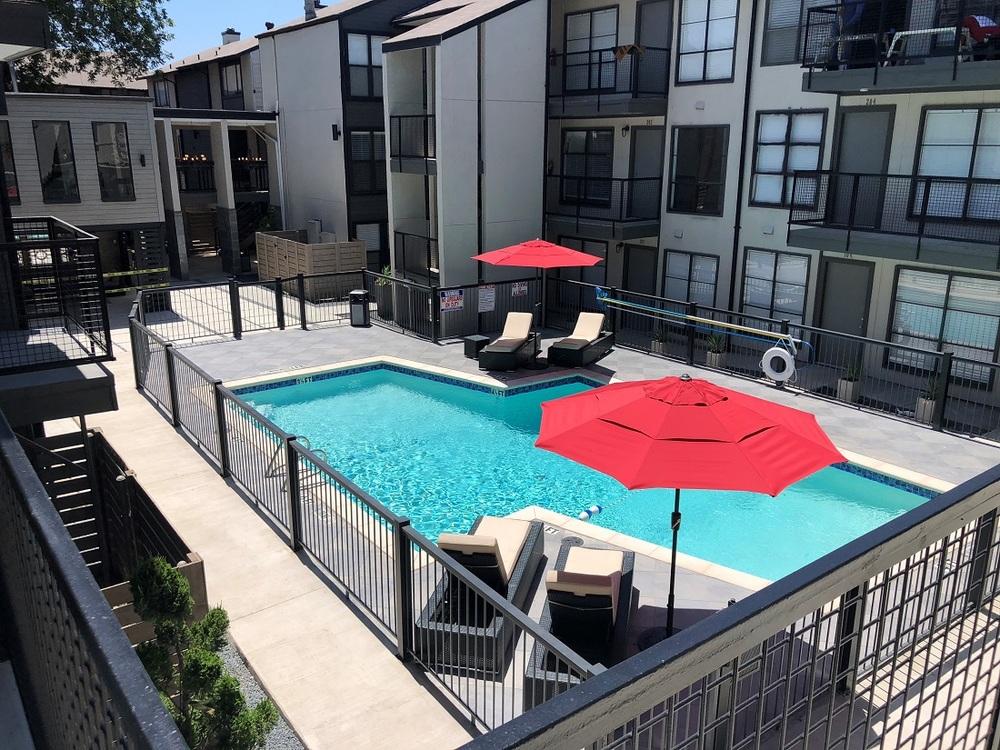 Aston Apartments McKinney Avenue TX