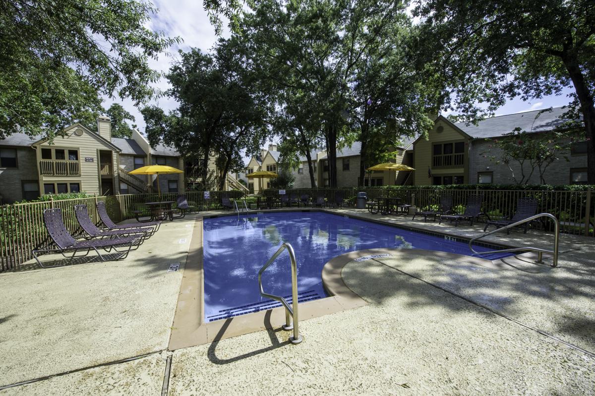 Pool at Listing #147731