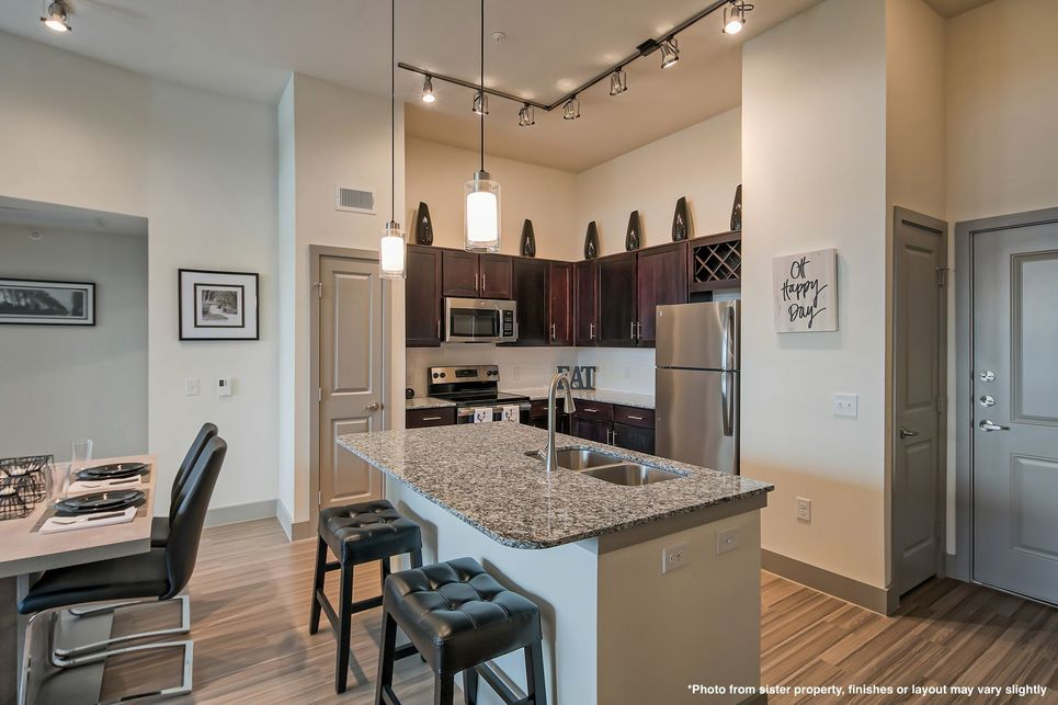 Kitchen at Listing #274979