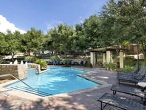 Pool at Listing #144111