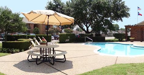 Pool at Listing #136566