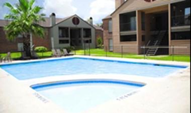 Pool at Listing #140032