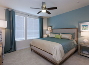 Bedroom at Listing #225421