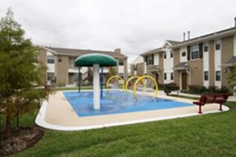 Pool at Listing #144375