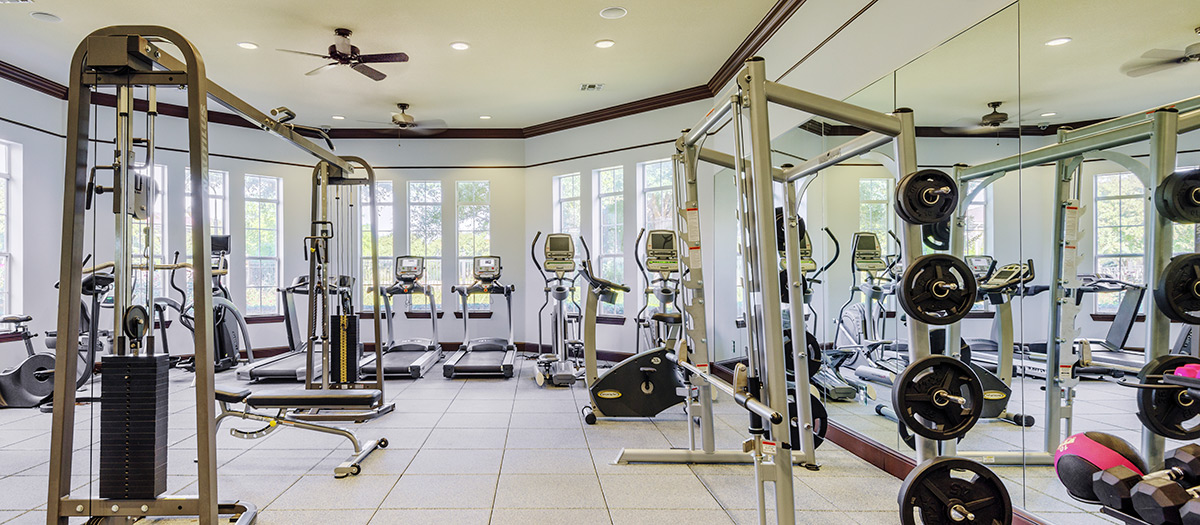 Fitness at Listing #144613