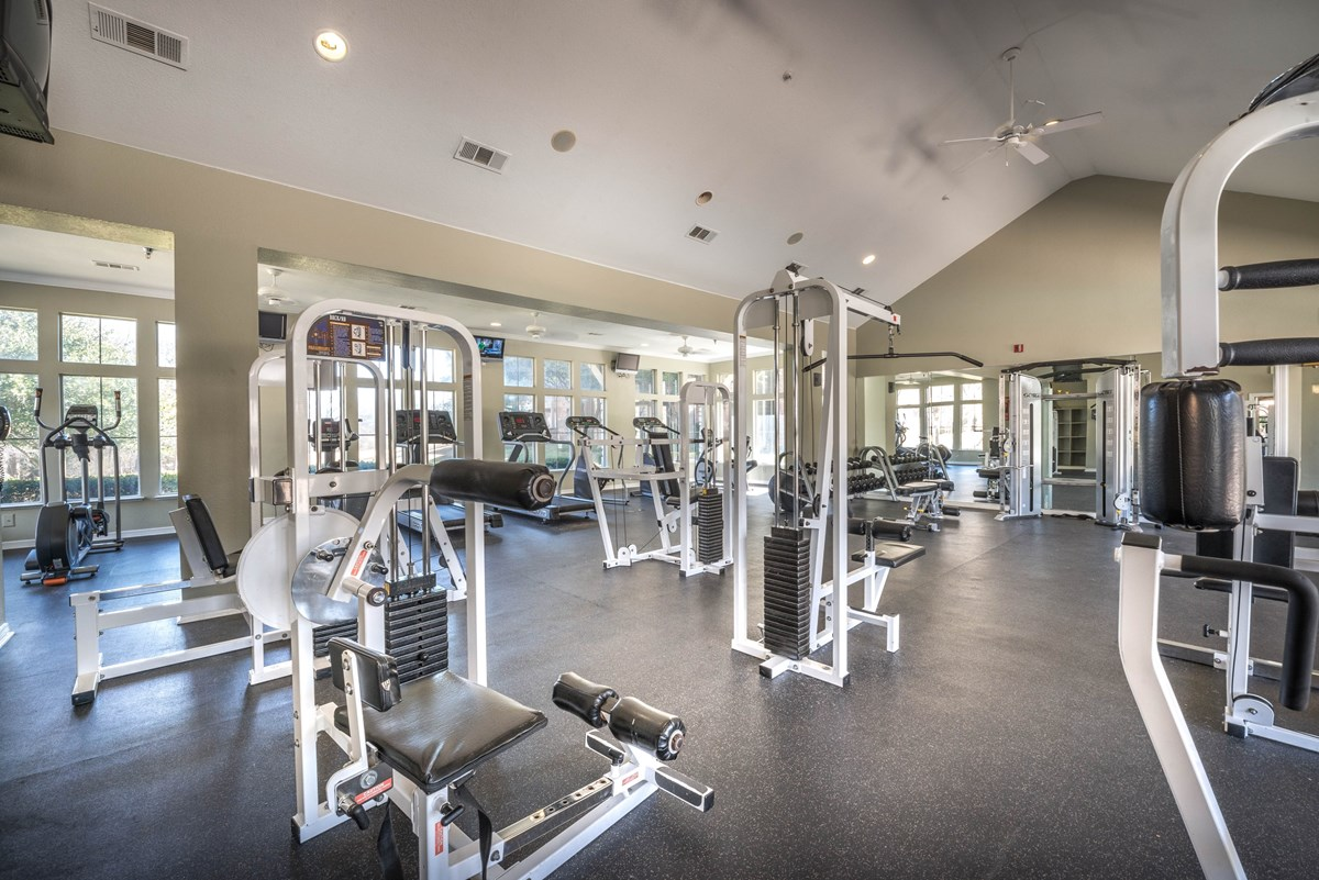 Fitness at Listing #137675