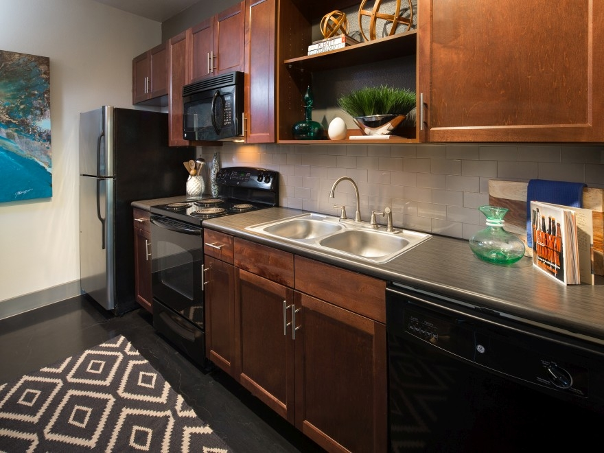 Kitchen at Listing #226850