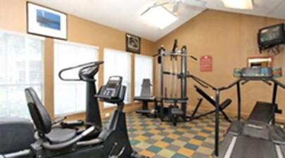 Fitness Center at Listing #138708