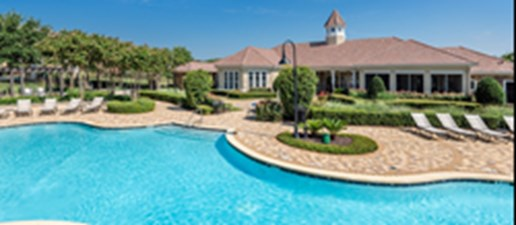 Pool at Listing #144614