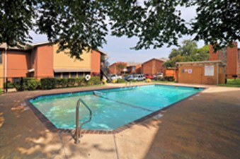 Pool at Listing #136453