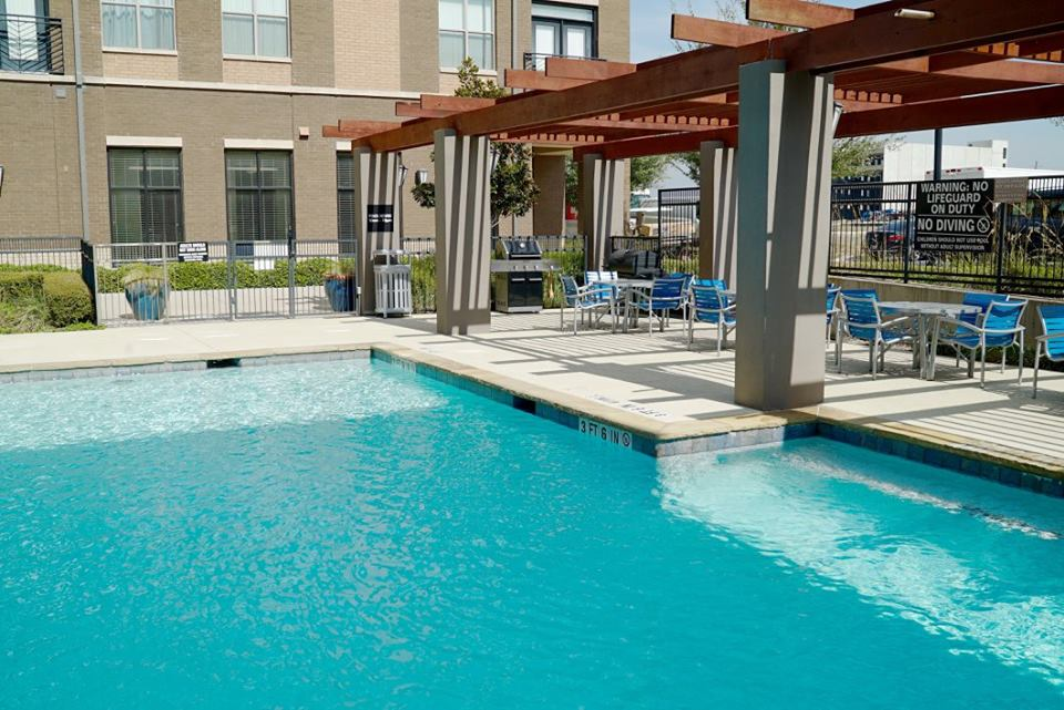 Pool at Listing #146196