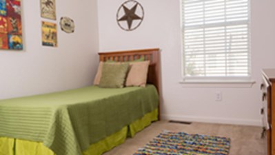 Bedroom at Listing #137919