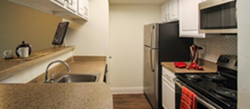 Kitchen at Listing #136242