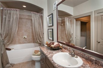 Bathroom at Listing #226851