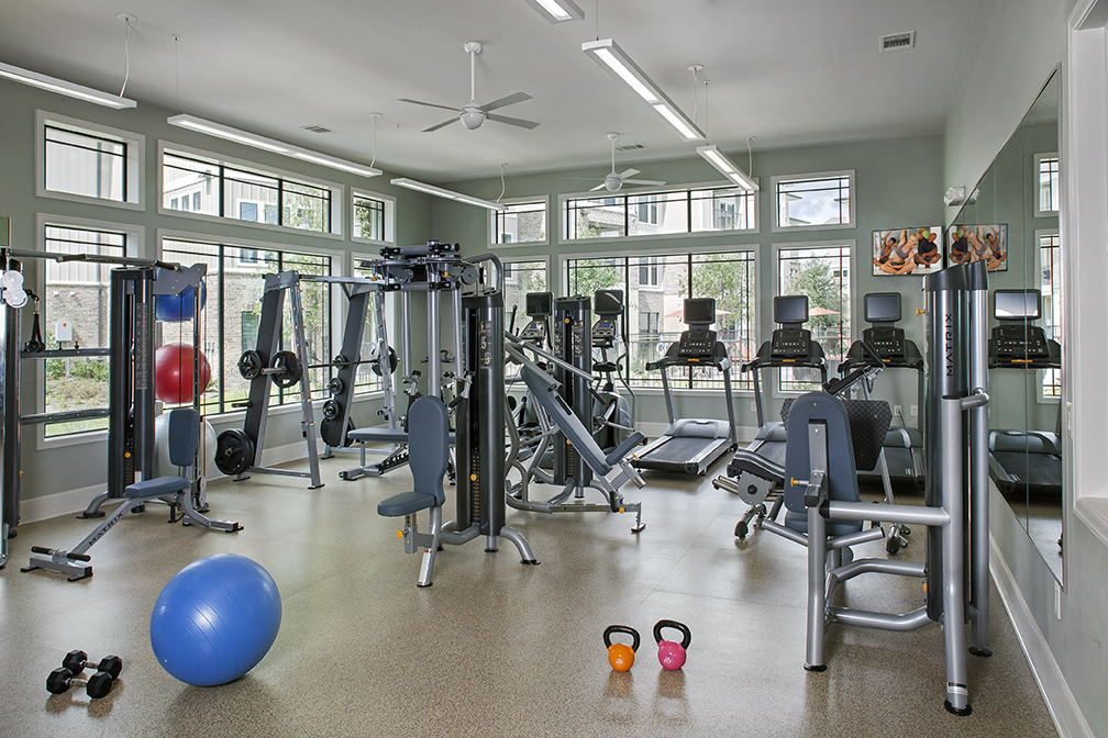 Fitness at Listing #243544