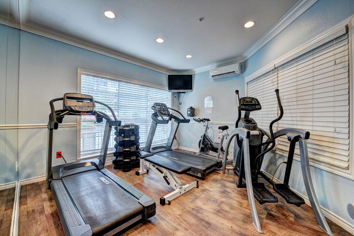 Fitness at Listing #138824