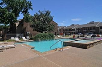 Pool at Listing #136080