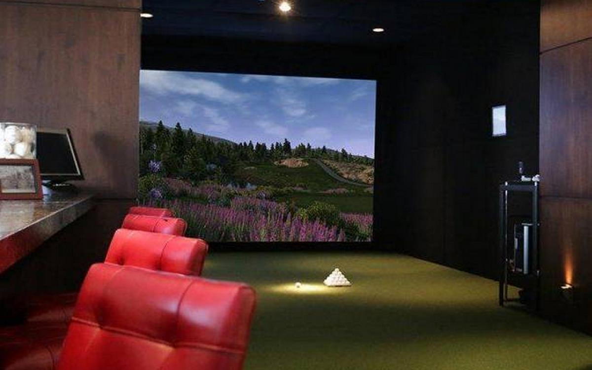 Golf Simulator at Listing #282106