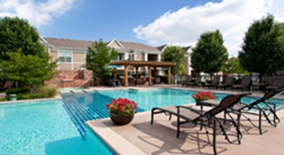 Pool at Listing #144707