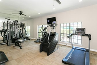 Fitness Center at Listing #138449