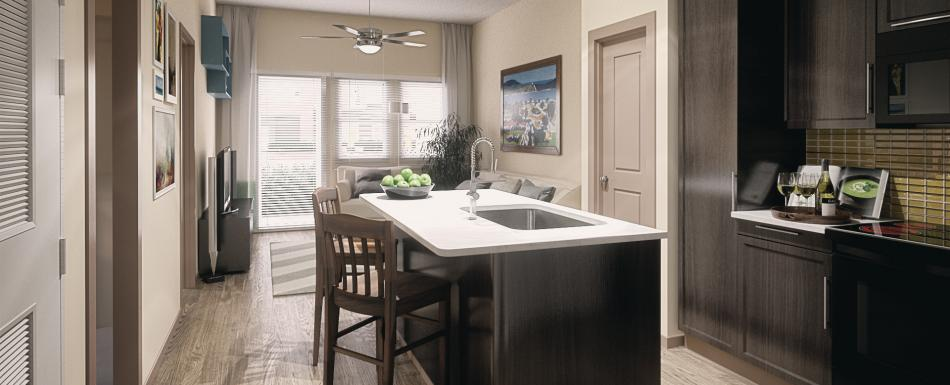 Kitchen at Listing #277764