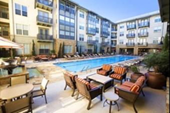 Pool at Listing #140344
