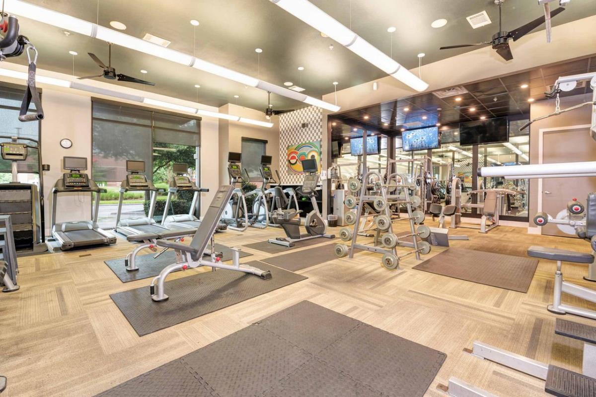 Fitness at Listing #147717