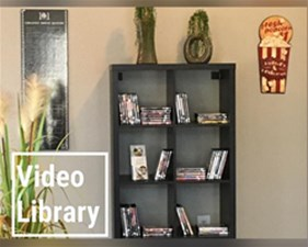 Library at Listing #138390