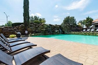 Pool at Listing #137606