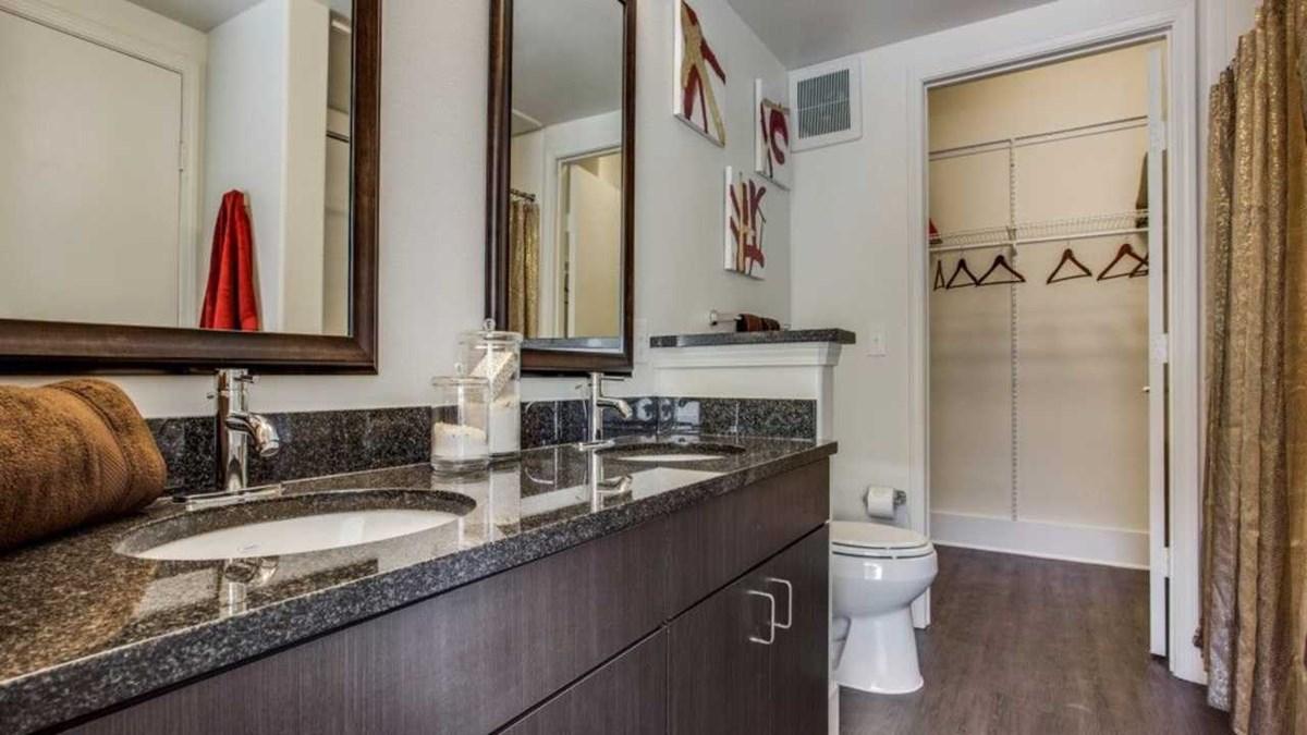 Bathroom at Listing #262895