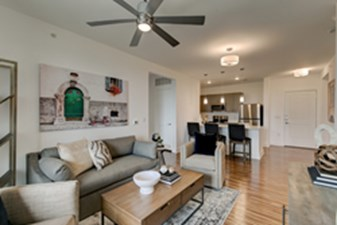 Living Area at Listing #289234