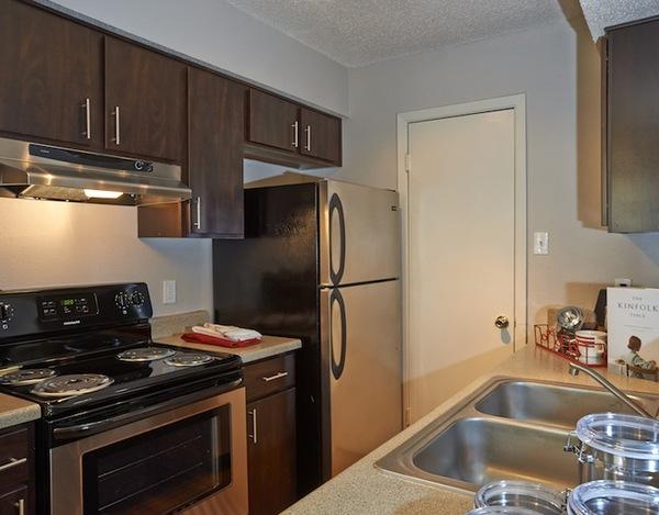 Kitchen at Listing #140897