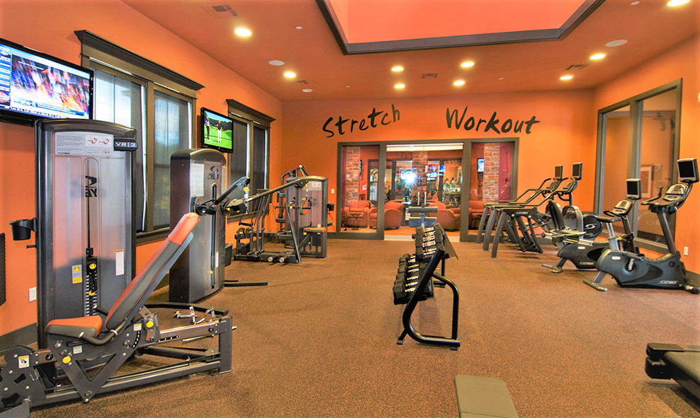 Fitness at Listing #145762