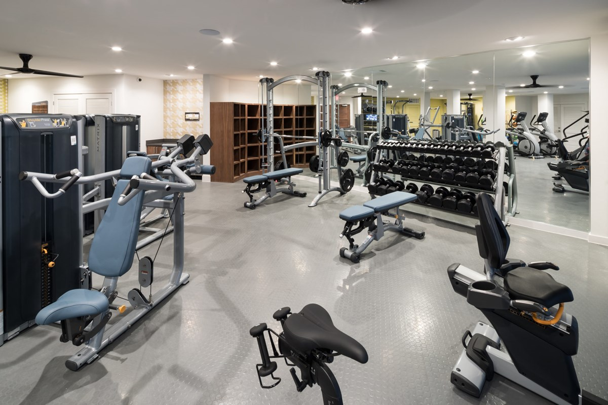 Fitness at Listing #289537