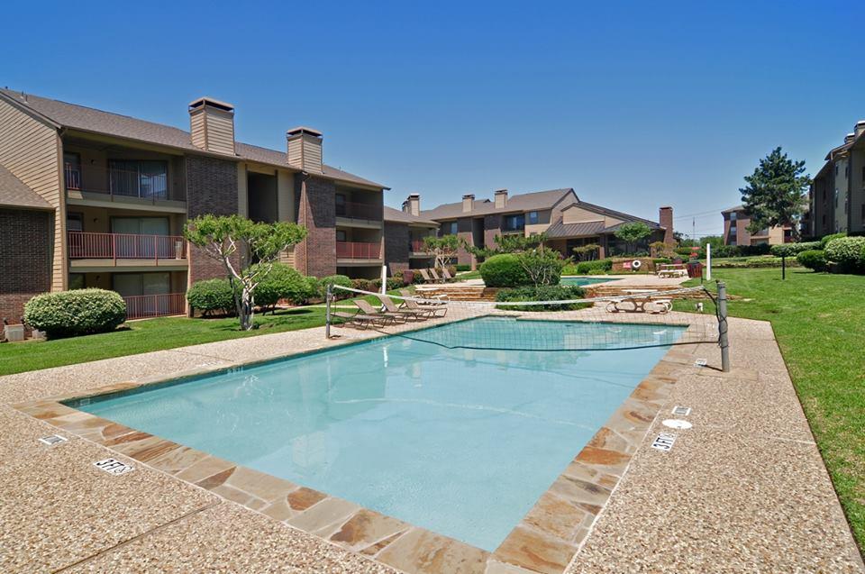 Pool at Listing #136269