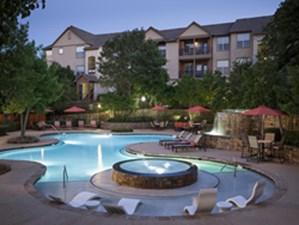 Pool at Listing #138180
