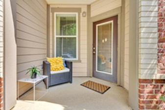 Patio at Listing #150496