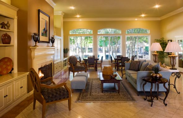 Clubhouse at Listing #140145