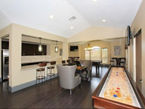 Gameroom at Listing #138686