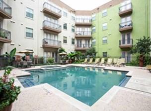 Pool at Listing #145134