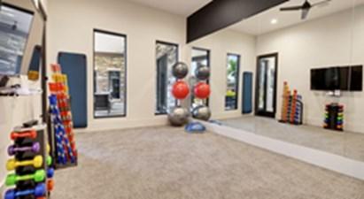 Yoga Studio at Listing #153076