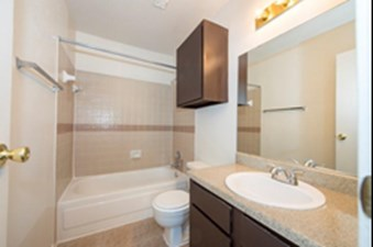 Bathroom at Listing #138651